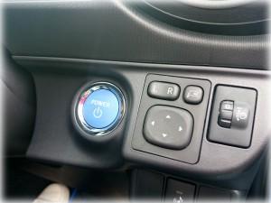 アクアのスタートボタン